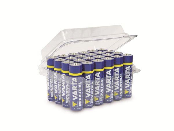 Mignon-Batterie VARTA INDUSTRIAL, 24er Box
