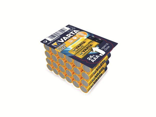 Micro-Batterieset VARTA LONGLIFE, 24 Stück