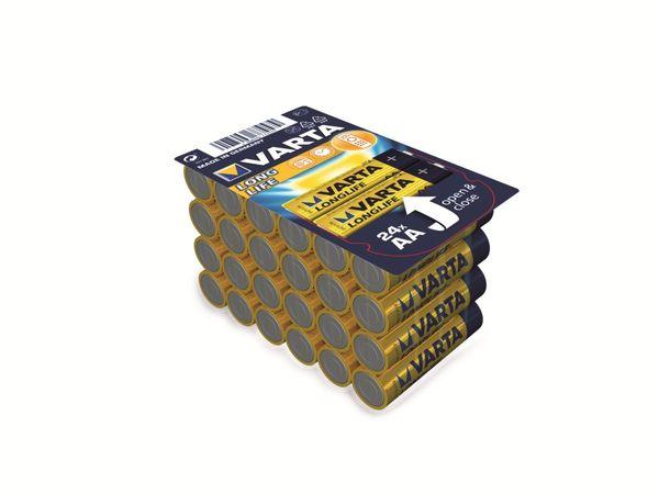 Mignon-Batterieset VARTA LONGLIFE, 24 Stück