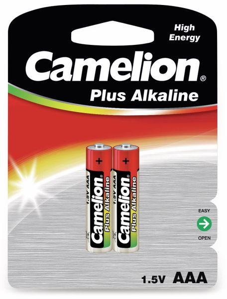 Micro-Batterie, Plus-Alkaline, Camelion LR03, 2 Stück
