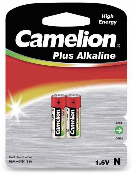 Lady Batterie, Plus Alkaline, Camelion, 2 Stück