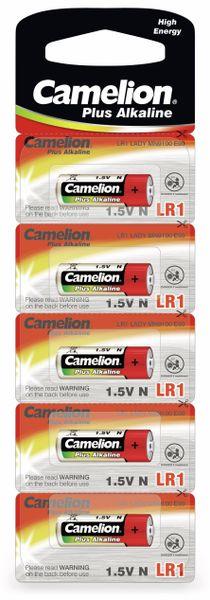 Lady Batterie, Plus Alkaline, Camelion, 5 Stück