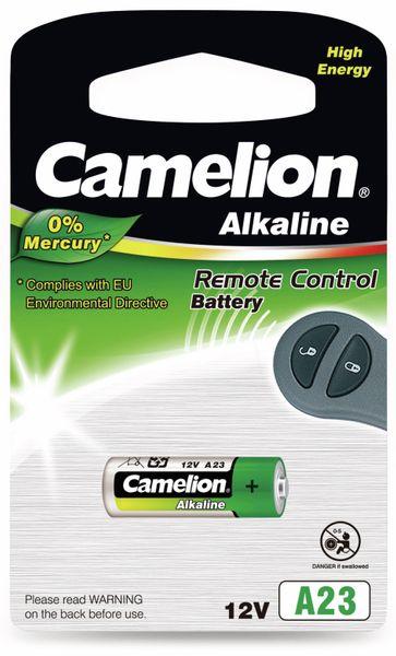 12V-Batterie, Plus Alkaline, Camelion A23, 1 Stück
