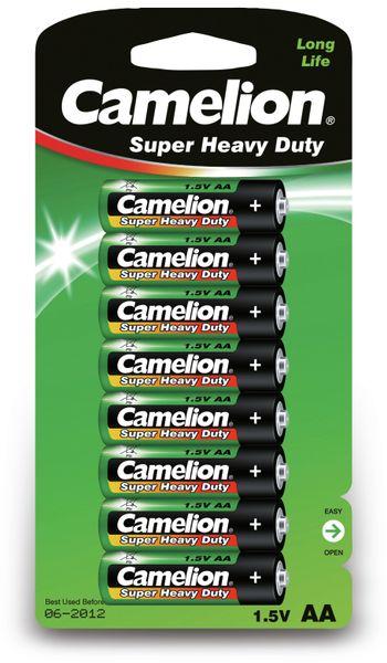 Mignon-Batterie, Camelion Super Heavy Duty , 8 Stück