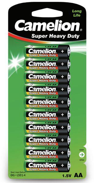 Mignon-Batterie, Camelion Super Heavy Duty , 10 Stück