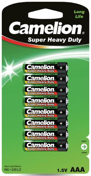 Micro-Batterie, Camelion Super Heavy Duty , 8 Stück