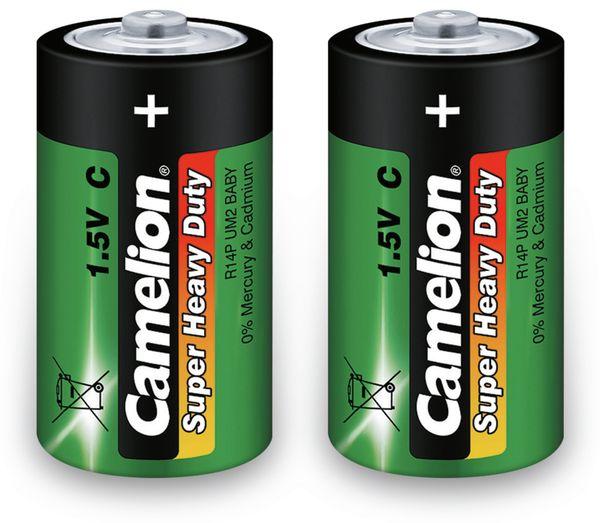 Baby-Batterie Camelion Super Heavy Duty , 2 Stück