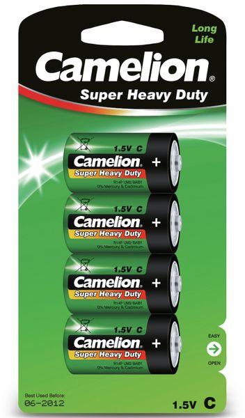 Baby-Batterie Camelion Super Heavy Duty , 4 Stück