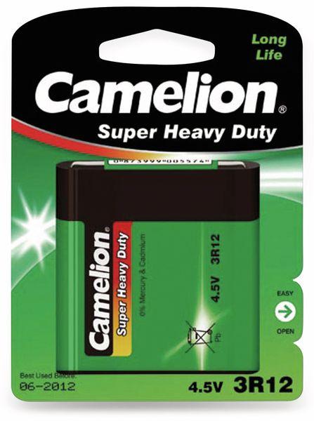 Flachbatterie Camelion 3R12 1 Stück