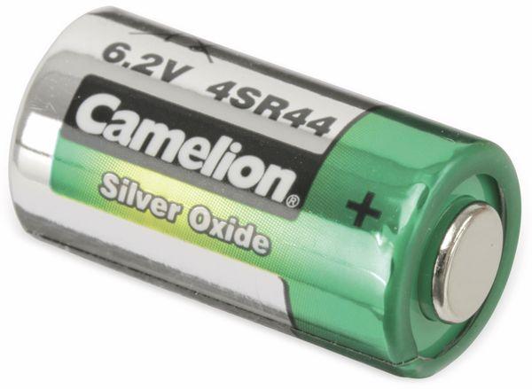 Zink-Silberoxid-Batterie Camelion 4SR44, 1 Stück - Produktbild 1