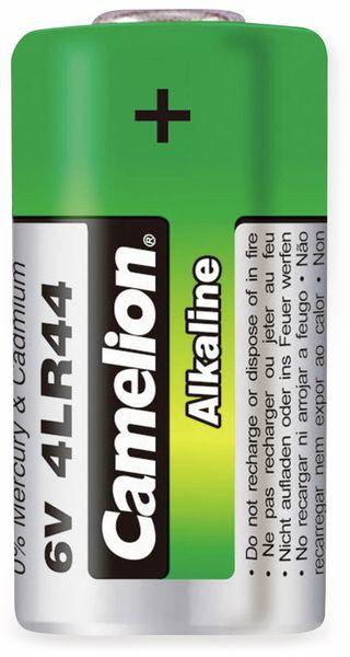 Alkaline-Batterie Camelion 4LR44 5 Stück - Produktbild 1