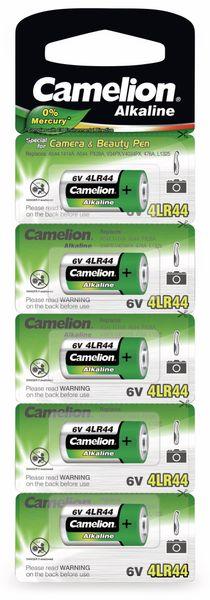 Alkaline-Batterie Camelion 4LR44 5 Stück - Produktbild 2