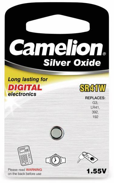 Knopfzelle Camelion SR41W 1 St.