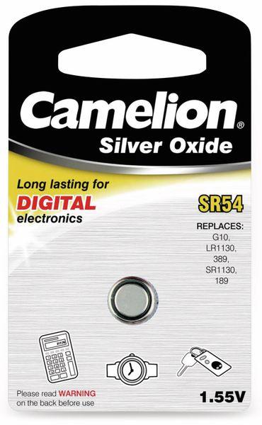 Knopfzelle Camelion SR54 1 St.