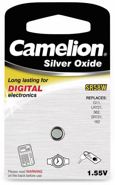 Knopfzelle Camelion SR58W 1 St.