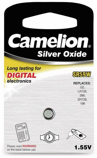 Knopfzelle Camelion SR59W 1 St.