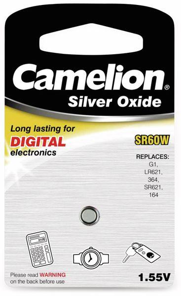 Knopfzelle Camelion SR60W 1 St.