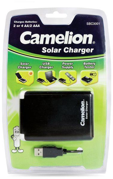 Solar-Ladegerät Camelion BC-3001