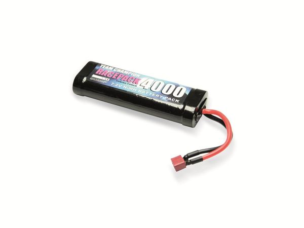 Racing-Pack, NiMH, 7,2V-/4000mAh TEAM CHAMPION RACEPACK - Produktbild 1