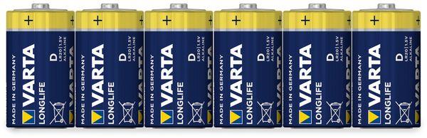Mono-Batterie,VARTA, LONGLIFE, 6St.