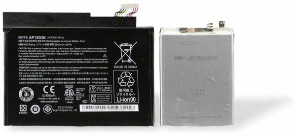 LiPo-Akku ACER AP13G3N, 3,7 V-/6,8 Ah - Produktbild 1