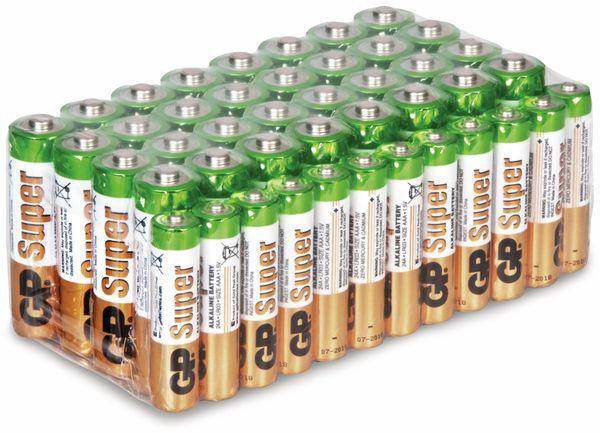 Alkaline-Batterieset GP, 44 Stück