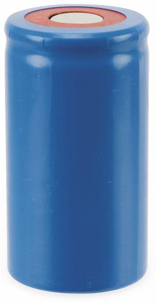Mono (D)-Akku ANSMANN LSD E04 Flat-Top, 1,2 V, 8500 mAh, HR20 - Produktbild 1