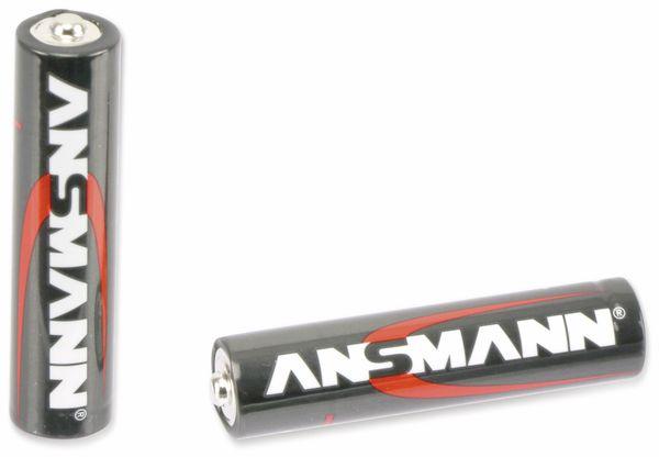 Micro-Batterieset ANSMANN, Alkaline, 42 Stück - Produktbild 2
