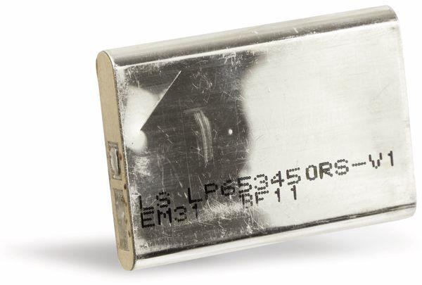 Lithium-Ion-Akku LP653450RS-V1 3,7 V/1280 mAh, gebraucht