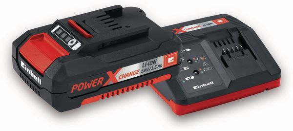 Power X-Change Starter Kit EINHELL 4512041, 18V 1,5Ah - Produktbild 1
