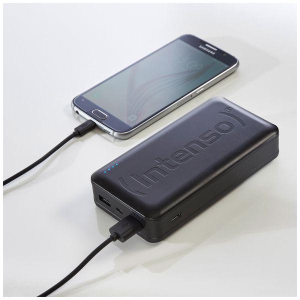 Powerbank INTENSO HC20000, 20000 mAh, schwarz - Produktbild 5