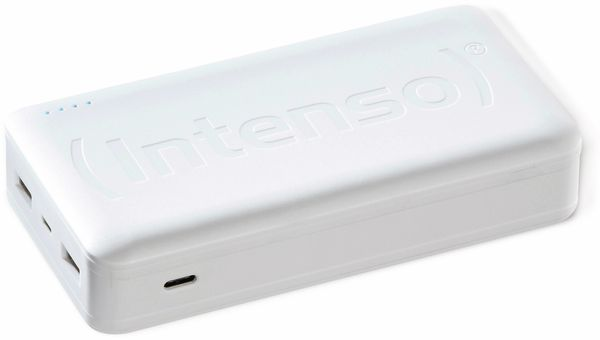 Powerbank INTENSO HC20000, 20000 mAh, weiß - Produktbild 1