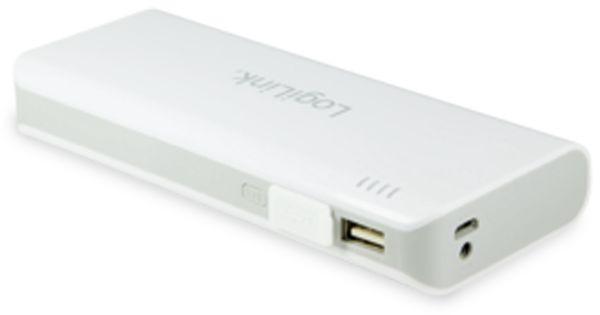 Powerbank LOGILINK PA0124, 10.000 mAh, IP44, 2x USB - Produktbild 4