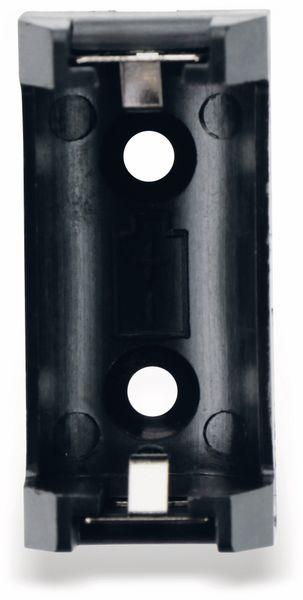 Batteriehalter, 1x1/2 Mignon AA, KEYSTONE, Printanschluss - Produktbild 2