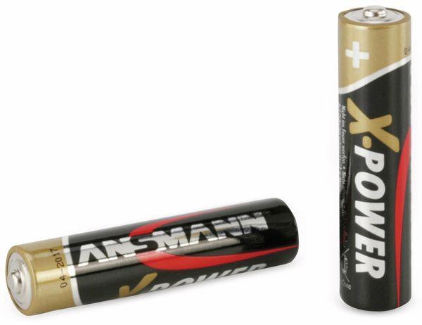 Micro-Batterie, ANSMANN XPower, 1300mAh, 4 Stück - Produktbild 1