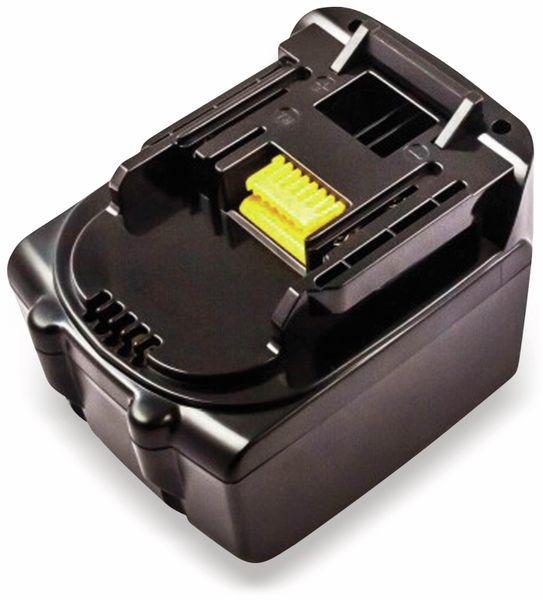 Werkzeugakku, für MAKITA, 14,4 V/3 Ah, Li-ion, ersetzt BL1415, BL1430