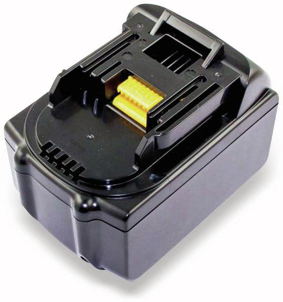 Werkzeugakku, für MAKITA, 18 V/3 Ah, Li-ion, ersetzt BL 1815, BL1830