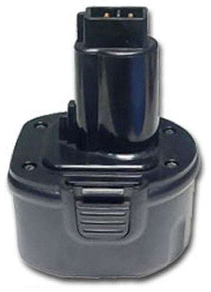 Werkzeugakku, für DEWALT, 9,6 V/3 Ah, NiMh, DE9036, DE9062, DW9061, DW9062