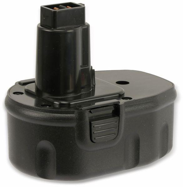 Werkzeugakku, für DEWALT, 14,4 V/2 Ah, NiMh, 9038, 9091, DW9092 - Produktbild 1