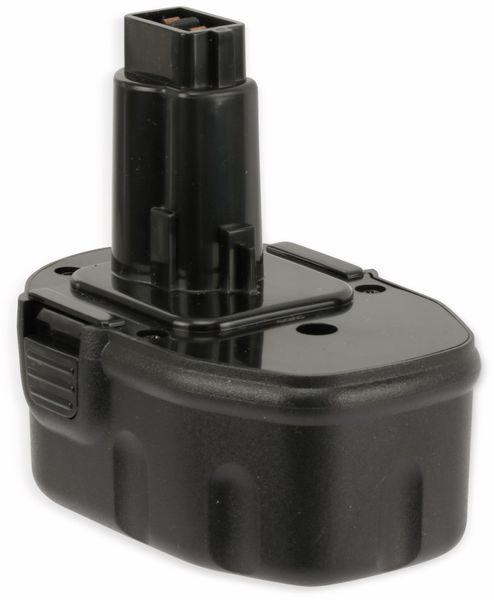 Werkzeugakku, für DEWALT, 14,4 V/2 Ah, NiMh, 9038, 9091, DW9092 - Produktbild 2