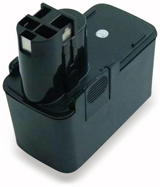 Werkzeugakku, für BOSCH, 12 V/2 Ah, NiMh, VES-2, VEP-2, VSP-2