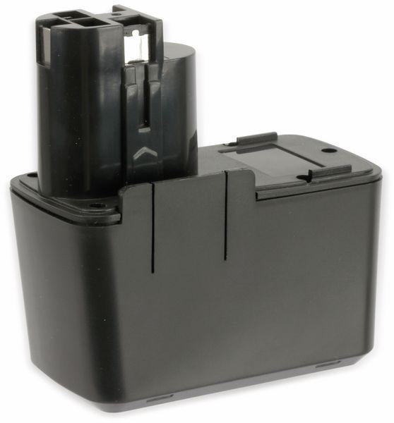 Werkzeugakku, für BOSCH, 12 V/3 Ah, NiMH, VES-2, VEP-2, VSP-2 - Produktbild 2