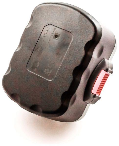 Werkzeugakku, für BOSCH, 14,4 V/3 Ah, NiMh, GSR 14,4 VE-2, 2607335276