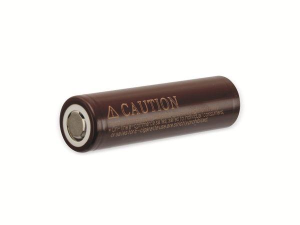 LiIon-Akku LG ICR-18650-HG2, 3,6V, 3Ah - Produktbild 1