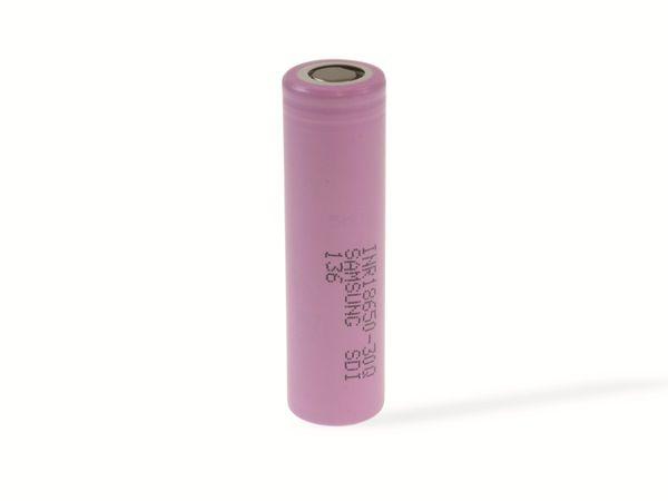 LiIon-Akku Samsung INR18650-30Q 3,6V, 3Ah