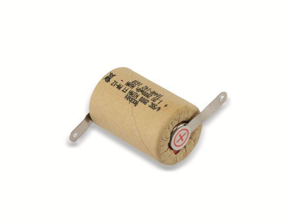 4/5-Sub-C-Zelle NiMH, 2000 mAh, 1,2 V - Produktbild 2