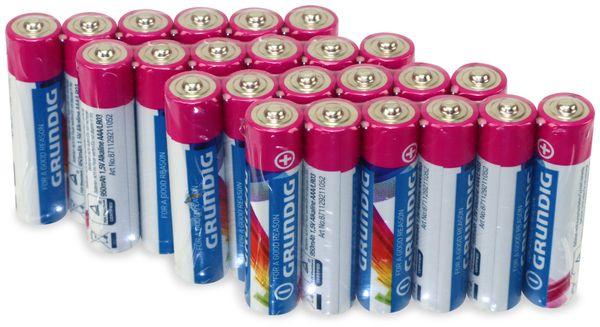 Micro-Batterie GRUNDIG, 24 Stück, inkl. LED Taschenlampe - Produktbild 3