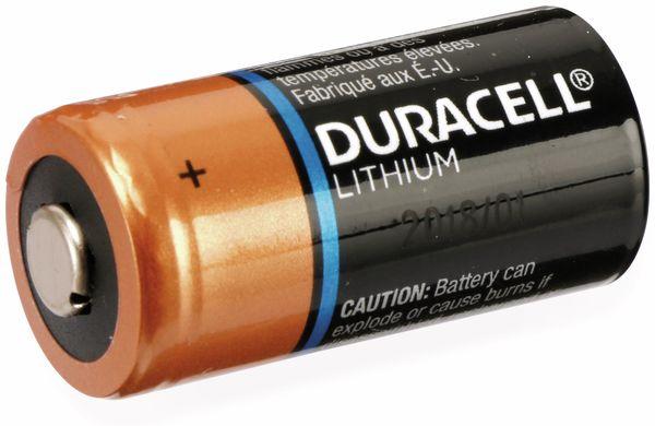 Lithium-Batterie, DURACELL ,Ultra Lithium, CR123A, 10 Stück - Produktbild 2