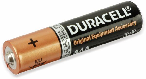 Micro-Batterie, DURACELL, DURALOCK, PLUS POWER, 24 Stück