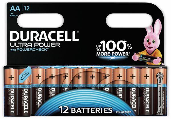 Mignon-Batterien DURACELL ULTRA POWER, 12 Stück